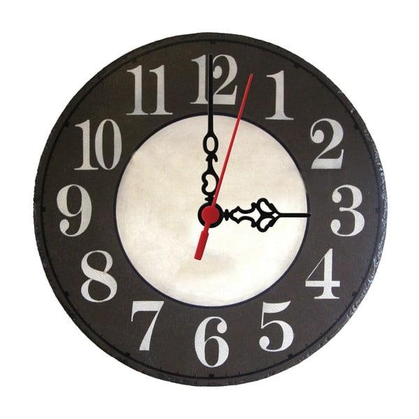 Nástenné hodiny Dark Side, 30 cm