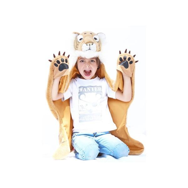 Kostým a predložka v jednom Tiger