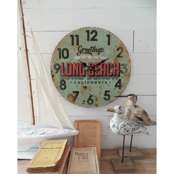 Nástenné hodiny Long Beach, 45 cm
