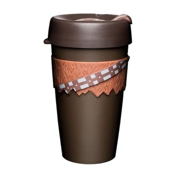 Cestovný hrnček s viečkom KeepCup Star Wars Chewbacca, 454 ml