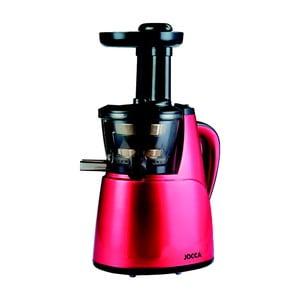 Ružový elektrický odšťavovač JOCCA Slow Juicer
