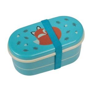 Detský desiatový box Rex London Rusty The Fox