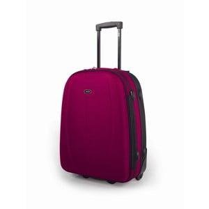 Ružová kabínová batožina Jaslen