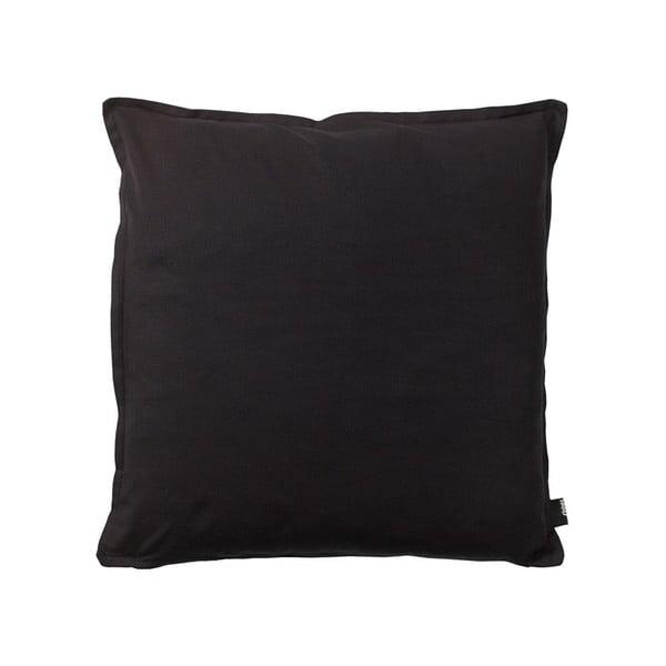 Vankúš s náplňou Comfort Black, 50x50 cm