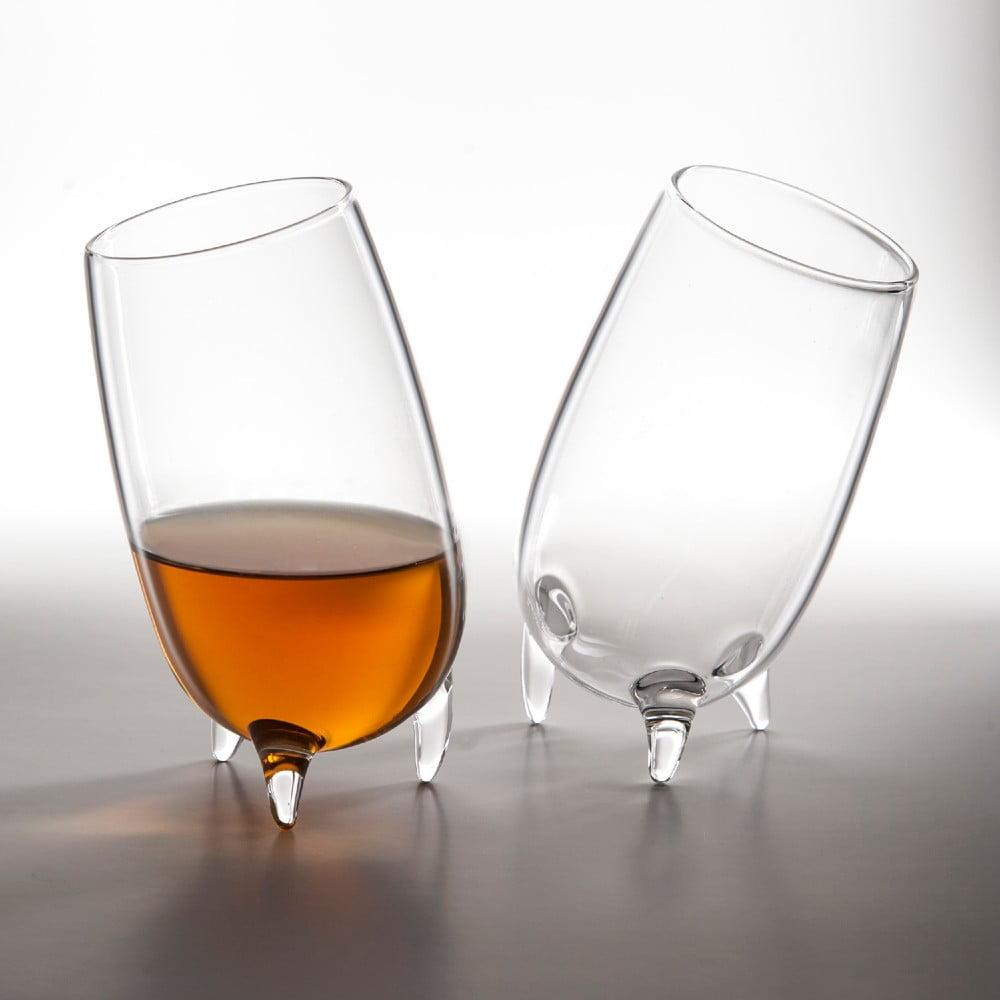 Set 2 pohárov na likér Original Products Relax, 200 ml