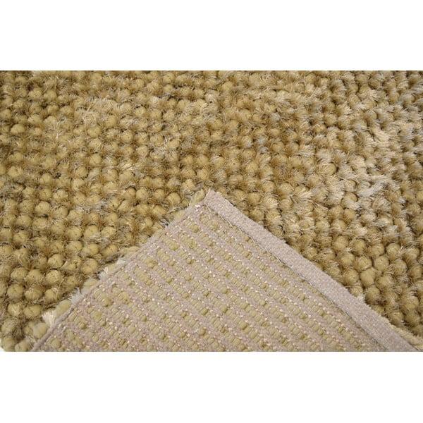 Ručne tkaný koberec Bakero Dessert Champagne, 130 x 190 cm