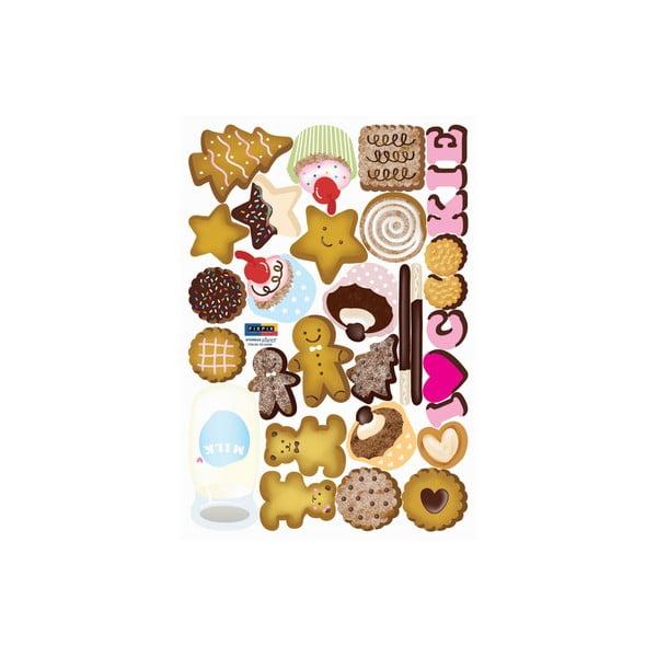 Samolepka MaDéco Cookies