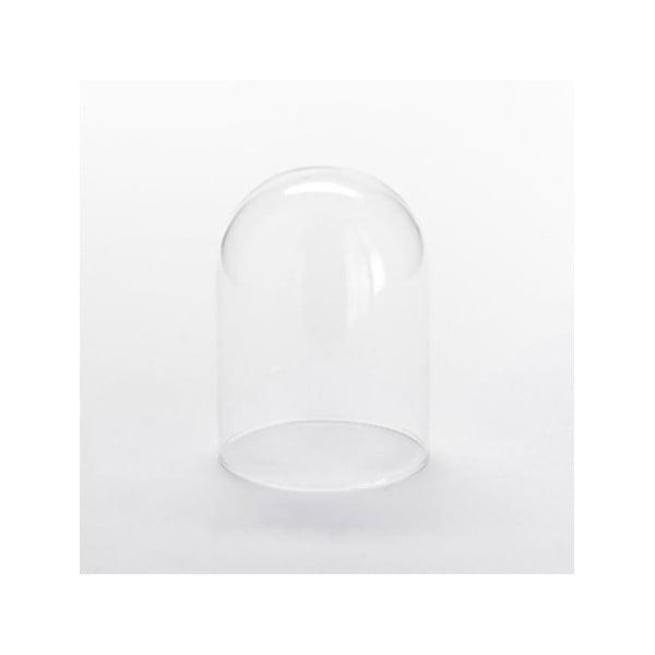 Sada 4 sklenených poklopov Thick, 7,5x10 cm