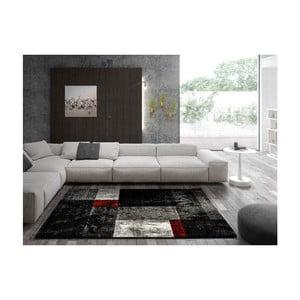 Sivý koberec Universal Skat, 140 × 200 cm