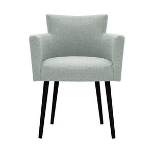 Svetlozelená stolička Corinne Cobson Billie