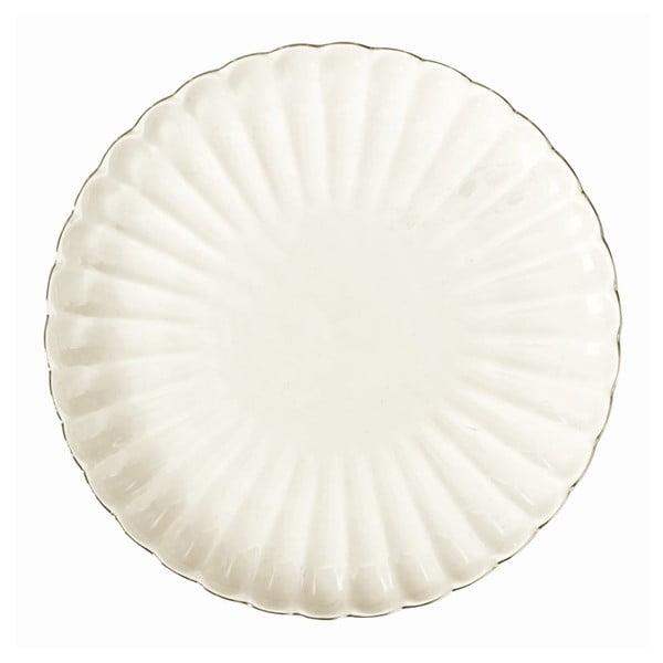 Tanier Pastel Creme, 20,5 cm