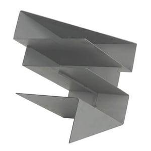 Stojan na časopisy Origami Grey