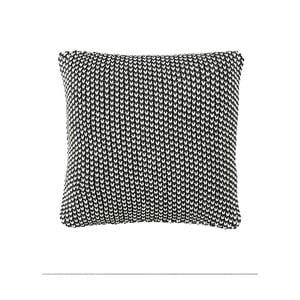Vankúš Marc O'Polo Norr, 50x50 cm, čierny