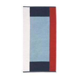 Osuška Ladessa 70x140 cm, modrá