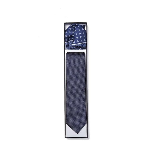 Set kravaty a vreckovky Ferruccio Laconi 1