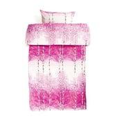 Obliečky Koivikko Pink, 135x200 cm + 80x80 cm