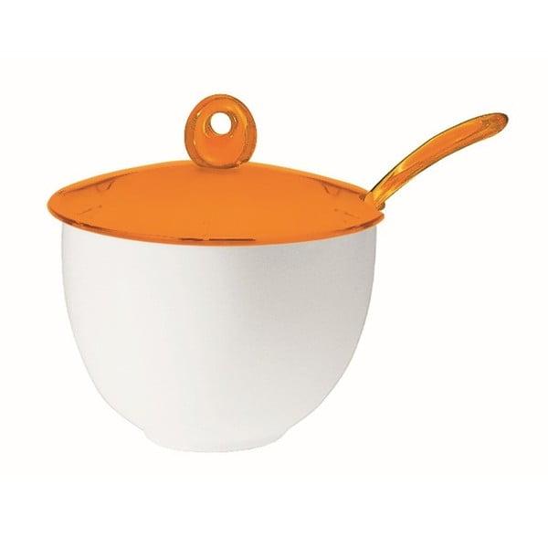 Pomarančová cukornička Fratelli Guzzini Art