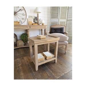 Kávový stolík z mangového dreva Orchidea Milano Natural