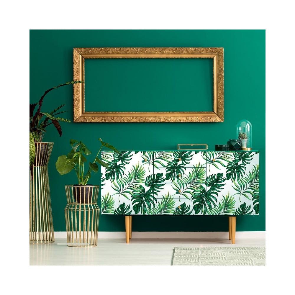 Samolepka na nábytok Ambiance Manihi, 60 × 90 cm