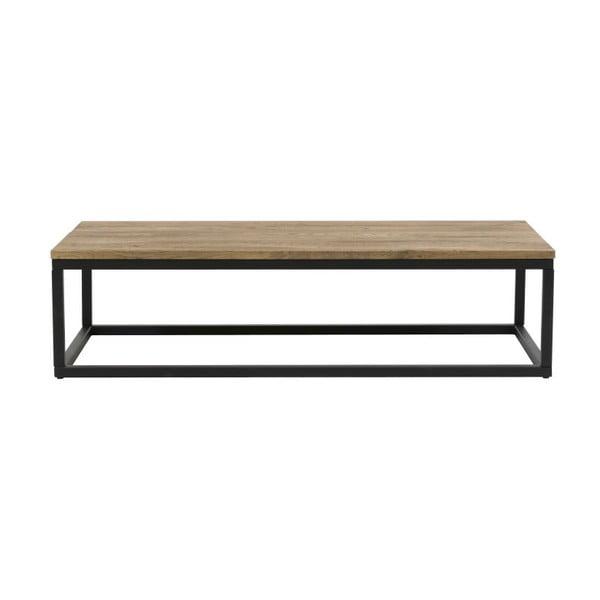 Konferenčný stôl Coffee Black, 115x60x35 cm