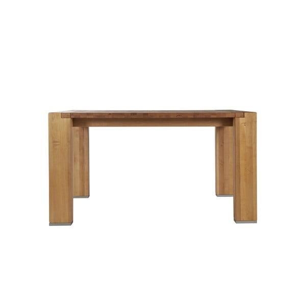 Jedálenský stôl SIT z masivní olše, 140 cm