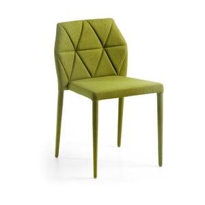 Stolička Gravite, zelená