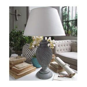 Stolová lampa Fabio Turquoise Antique