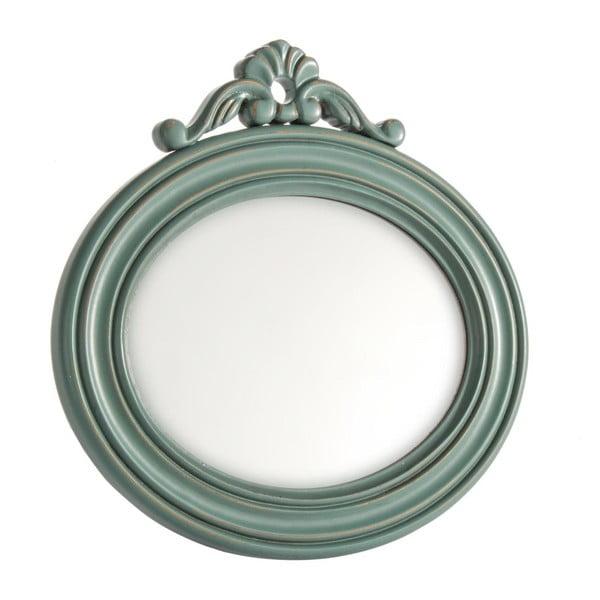 Nástenné zrkadlo Scarlett Blue, 30 cm