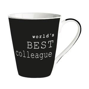 """Porcelánový hrnček """"World's best colleague"""""""