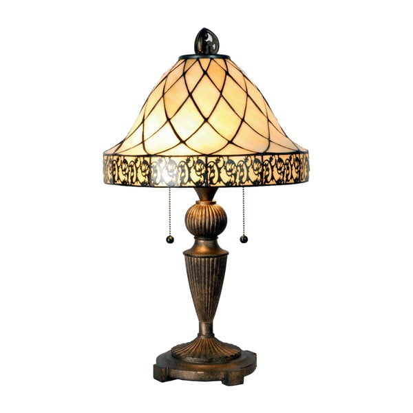 Tiffany stolová lampa Grandma