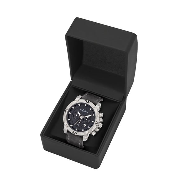 Pánske hodinky Draven Black