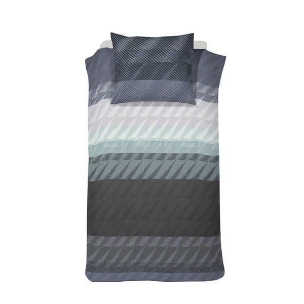 Obliečky Pleat Grey, 140x200 cm