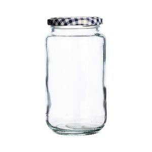 Sklenený zavárací pohár Kilner Round, 580 ml