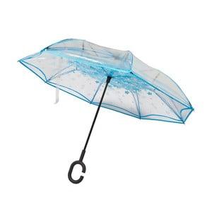 Transparentný dáždnik Water Lily