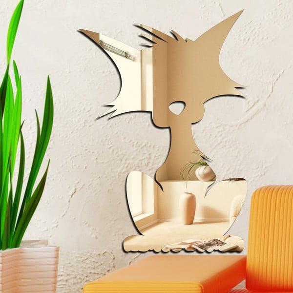 Dekoratívne zrkadlo Mačací obrys