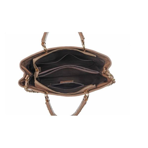 Kožená kabelka Coco Bag Taupe