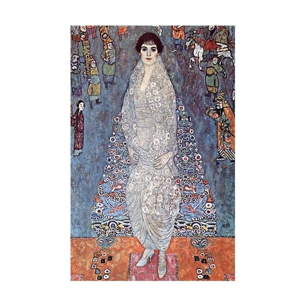 Reprodukcia obrazu Gustav Klimt - Elisabeth Bachofen-Echt, 70x45cm