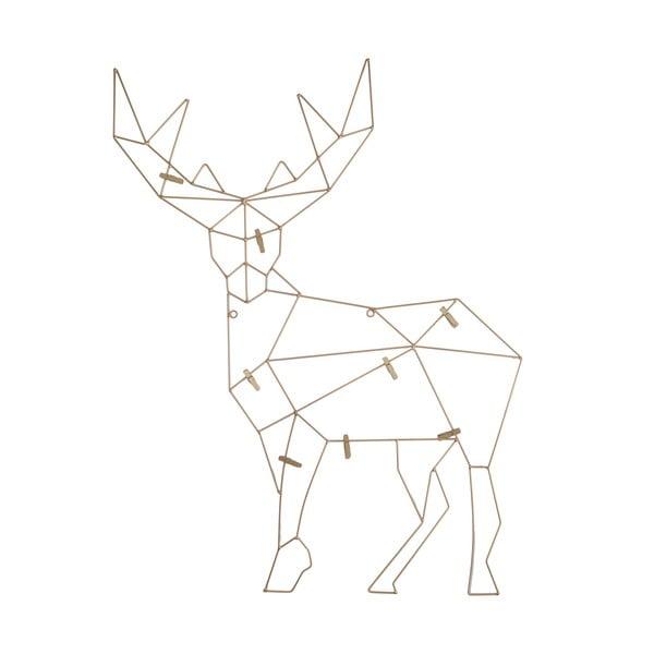 Nástenka so štipcami Deer
