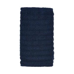 Tmavomodrý uterák Zone Prime, 50x100cm