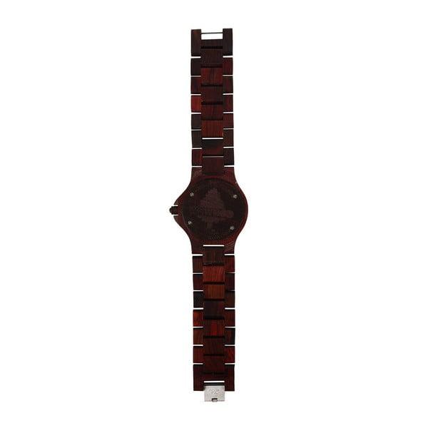 Drevené hodinky Roman Chocolate