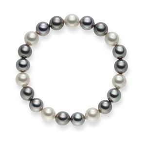 Perlový náramok Nova Pearls Copenhagen Íáson, 21 cm