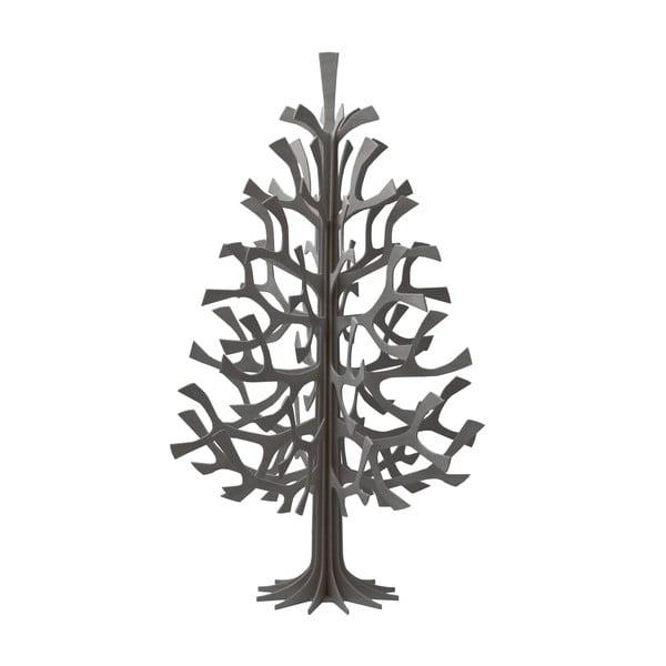 Skladacia dekorácia Lovi Spruce Grey, 60 cm