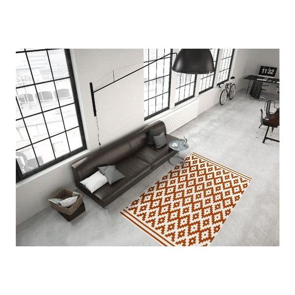 Koberec Stella 300 Ivory Orange, 120x170 cm