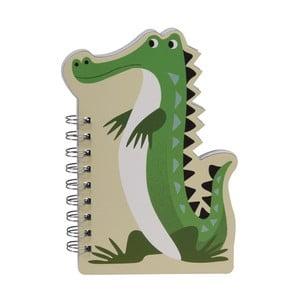 Blok Rex London Ben The Crocodile