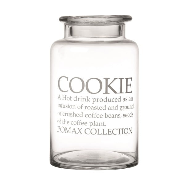 Sklenená dóza Brooklyn Cookies