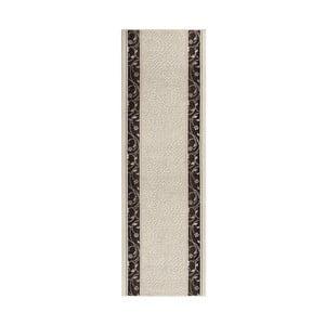 Koberec Basic Elegance, 80x200 cm, krémový