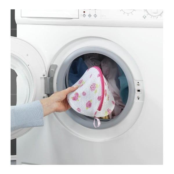 Set 2 kvetovaných sieťok na pranie spodnej bielizne Wenko