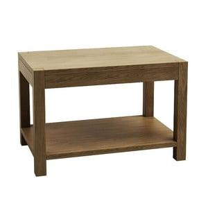 Kávový stolík z dubového dreva Fornestas Sims no.4