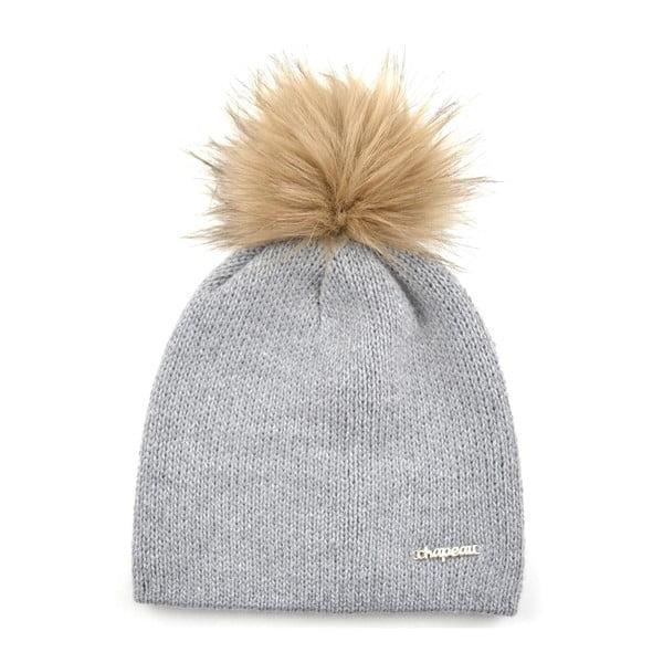 Dámska čiapka Nokla Grey