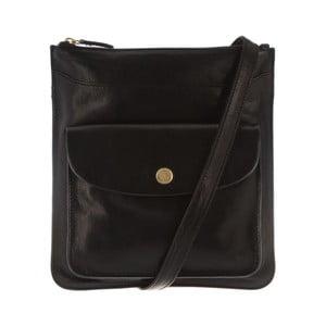 Kožená taška Lilia Black